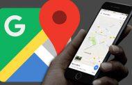 آشنایی با نقشه ی گوگل